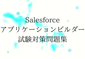 Salesforce アプリケーションビルダー試験対策問題集 (3)