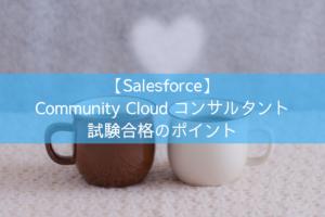 Community Cloudコンサルタント 試験合格のポイント