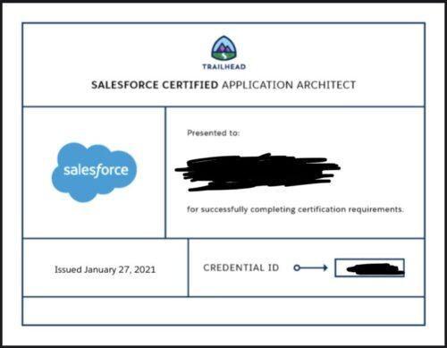 Salesforceのアプリケーションアーキテクト
